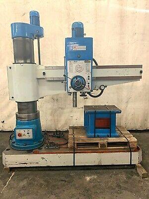 Knuth Radial Arm Drill Press R60 72 Arm Length 15 Column