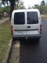 2008 Holden Combo Van/Minivan Rosanna Banyule Area Preview