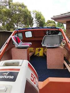 Sea Skipper Half Cabin Blakeview Playford Area Preview