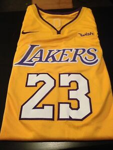 Los Angeles Lakers - #23 - Lebron James jersey