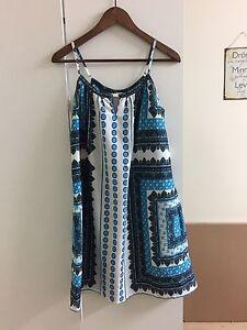 2 blue summer dresses from Sweden Thornlands Redland Area Preview