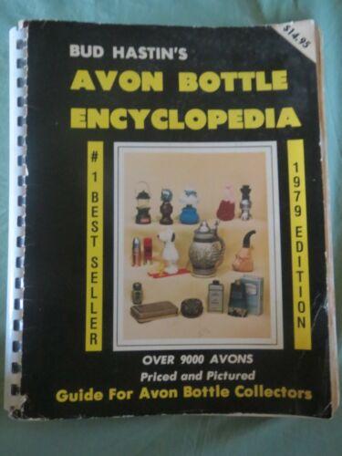 AVON= 1979=AVON BOTTLE ENCYCLOPEDIA=COLLECTOR