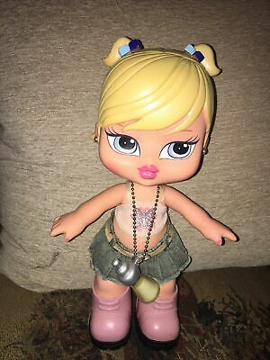 "Bratz Doll Big Babyz Baby Cloe 12"" 1st Edition Mga Entertainment COMPLETE"