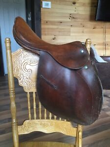 Looking for a English saddle