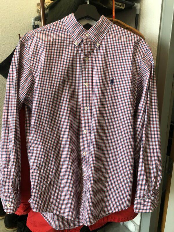 Polo Ralph Lauren Button Down Hemd, M, wie neu