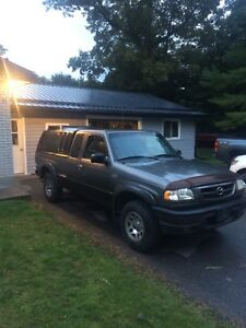 2005 Mazda B3000 Extended Cab