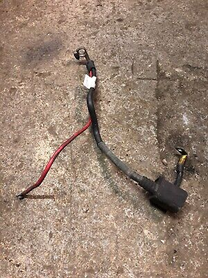 VW GOLF MK5 1.9 2.0 TDI POSITIVE BATTERY CABLE POWER LEAD LIVE 1K0971228L JETTA