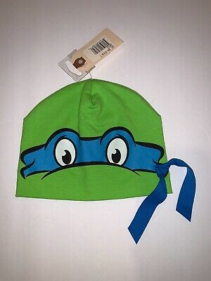 Ninja Turtle Colors (Teenage Mutant Ninja Turtle Baby cap Leonardo)