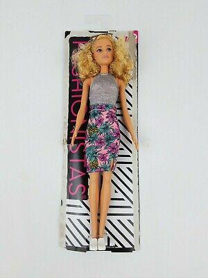 Barbie Fashionista Pineapple Pop Fashion Doll