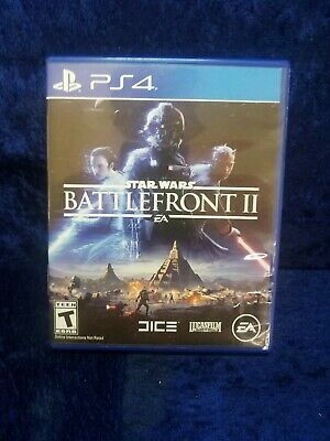 Star Wars Battlefront 2 PS4 {PlayStation 4}