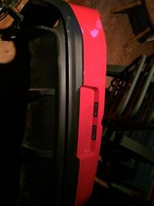 2012 Boss 302 Mustang rear bumper cover