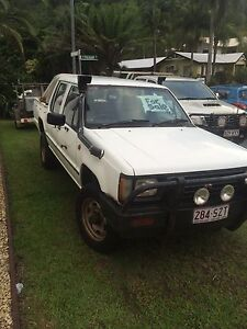 1989 4x4 triton Bayview Heights Cairns City Preview