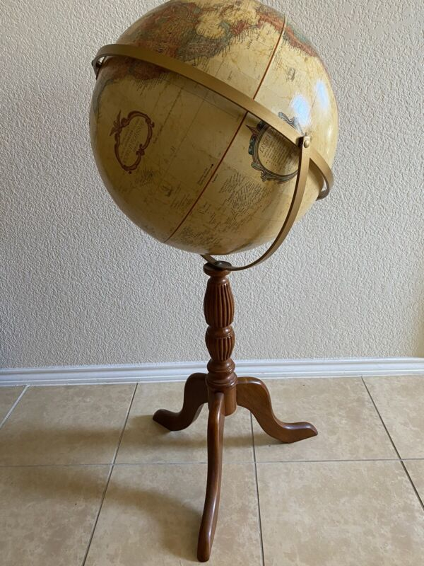 Replogle Floor 16 inch Globe