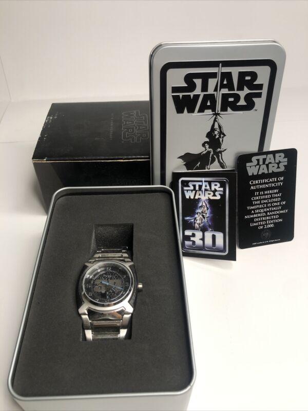 STAR WARS 30th Fossil Watch (264/2000)