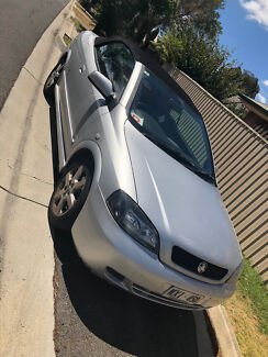 Holden Astra 2002 CONVERTABLE **Need Gone**