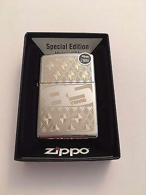 Zippo Lighter 29438 - Zippo 85th Anniversary High Polish Chrome