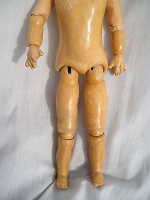 Doll Doctor Re-String and Restore Antique 13 Part Ball Jointed Body