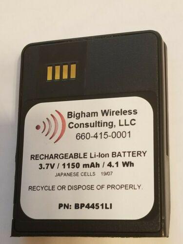 Power Products BP4451LI Motorola Minitor VI NiMH Battery - BRAND NEW (PMNN4451A)