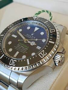 "FS: BNIB ""Limited"" Rolex Deepsea Blue D-blue Dial JAMES CAMERON Glenelg Holdfast Bay Preview"