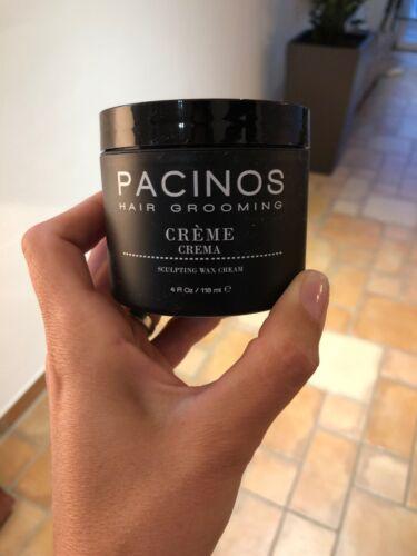 Pacinos Hair Grooming Creme 4 Oz Herren Haarpflege Wachs Gel Pomade