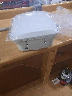 Ventev 12x10x5 Non Metallic Nema Outdoor Wifi Enclosure