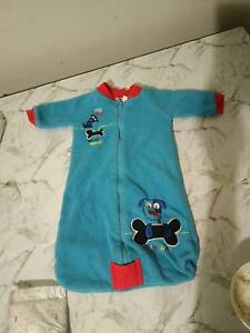 Used once newborn coverall/sleeping bag Haymarket Inner Sydney Preview