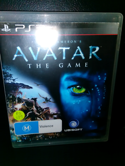Avatar PS3 Game