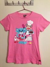 Paul Frank pink t-shirt - size M Sandgate Brisbane North East Preview
