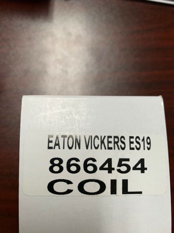 vickers (EATON) hydraulic valve P/N 866454 (3 in stock)