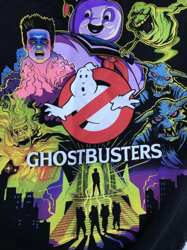 2019 ghostbusters universal studios Halloween Horror Nights hoodie small