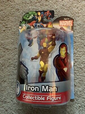 Marvel Universe -  Iron Man - Monogram Collectible Action Figure