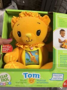 Leap frog stuff animal with music & lights