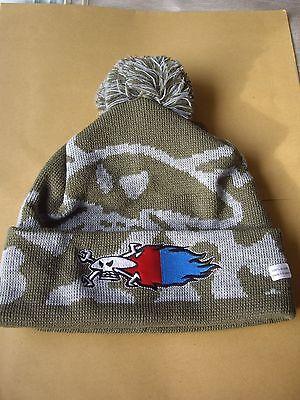 Guy Martin Head Gasket bobble hat, Superfuse Vulcan, TAS BMW Isle of Man TT