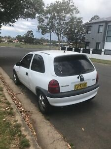 Holden barina for quick sale $950