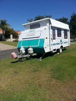 Jayco Freedom with all the extras $17,500 Pacific Pines Gold Coast City Preview