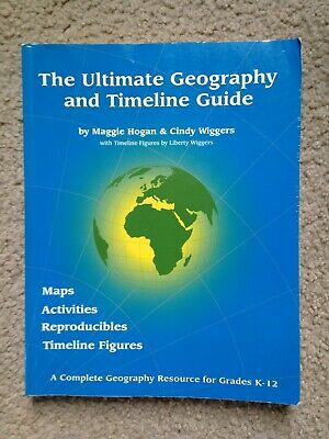 Timeline Guide - The Ultimate Geography And Timeline Guide For Grades K-12