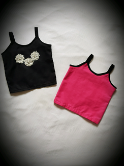 Wanted: Hand made 100% cotton singlets