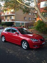 2004 Mazda 3 maxxi sport Revesby Heights Bankstown Area Preview