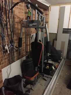 Home gym side shift 1000  Prestons Liverpool Area Preview