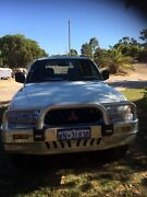 2001 Mitsubishi Challenger Wanneroo Wanneroo Area Preview