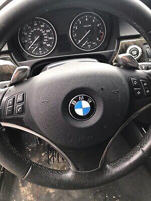 BMW E90 E92 E93 E82 328i 335i Driver Sport Steering Wheel  JUST Air Bag OEM