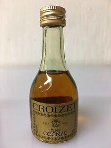 Mignon-Miniature-Croizet-Fine-Cognac-30cc-40-Vol-Vintage-A