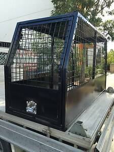 CHRISTMAS SPECIAL AUS MADE UTE DOG CAGES EXTREME CAGES Currans Hill Camden Area Preview
