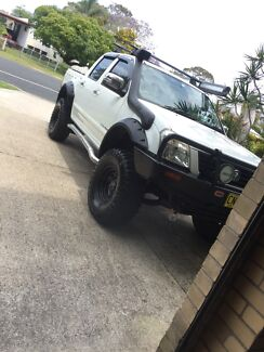 Holden rodeo turbo diesel lift all the stuff
