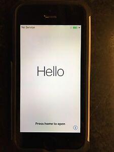 iPhone 5 - 16G Locked with Bell