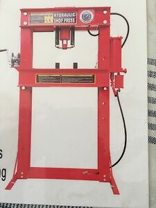 New in the box 50 ton shop press Peterborough Peterborough Area image 2