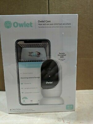Owlet - Owlet Cam Wi-Fi Video Baby Monitor (NEW/SEALED)