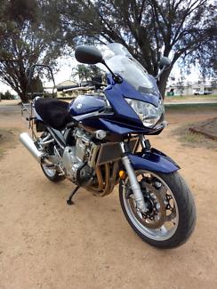 Suzuki Bandit 1250S 9/07
