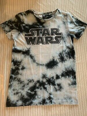 Next Star Wars Boys T-Shirt Age 9 years