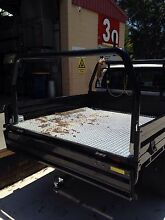 Toyota Hilux ladder rack 4x4 Chatswood Willoughby Area Preview